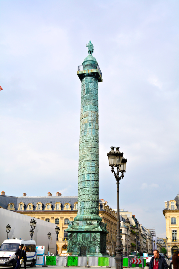 Place Vendôme, Paris, France