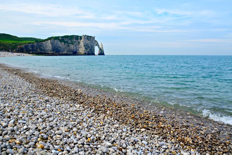 Etretat, Normandie, France, França