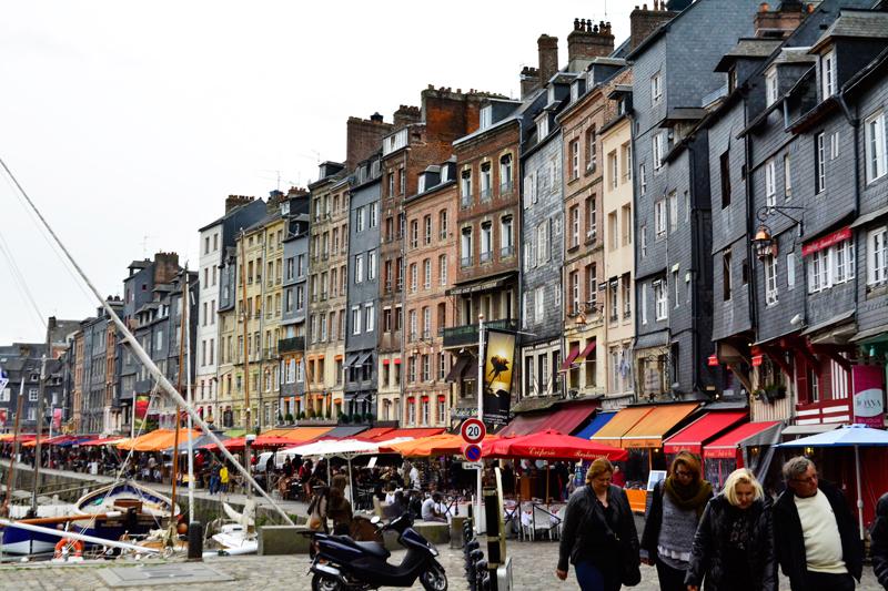 Honfleur na França