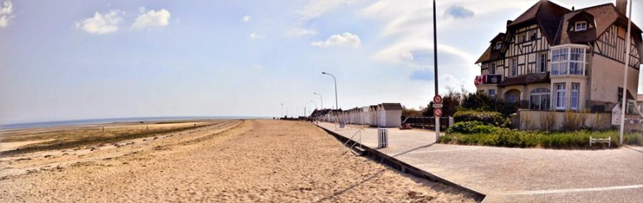 BERNIÈRES-SUR-MER ou Juno Beach na França