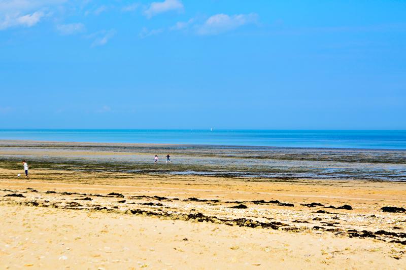 BERNIÈRES-SUR-MER, Plage de Juno, Juno Beach, Haute Normandie, Alta Normandia, France, França