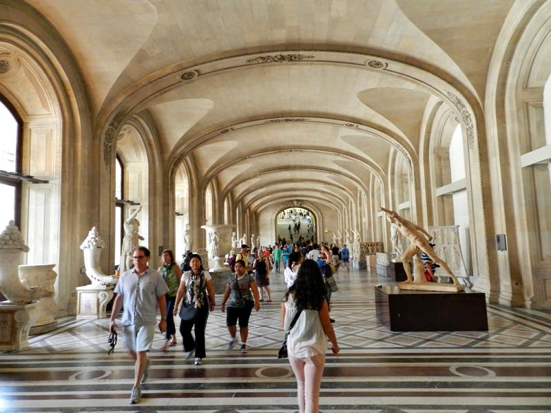 Louvre em Paris