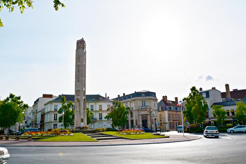 Épernay, Champagne Ardenne, France, França