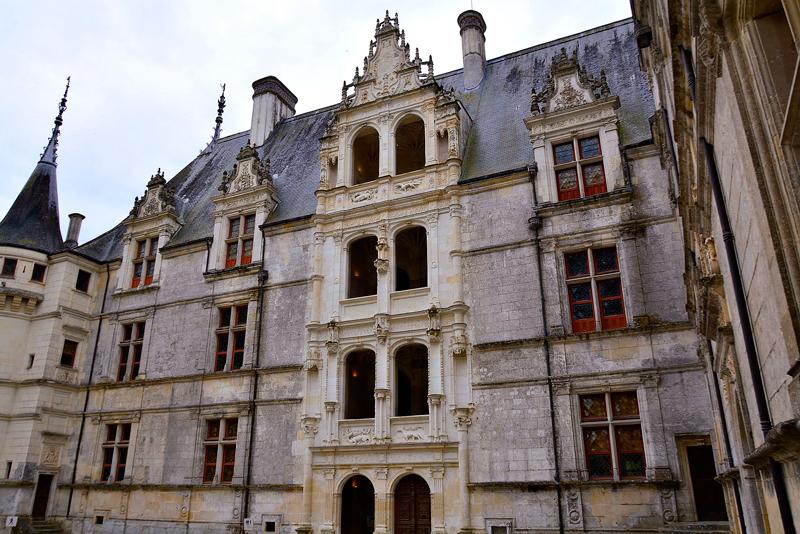 Château Azay le Rideau Viagem para PAYS DE LA LOIRE e CENTRE NA FRANÇA