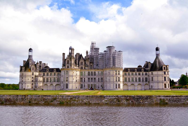 Château de Chambord Viagem para PAYS DE LA LOIRE e CENTRE NA FRANÇA