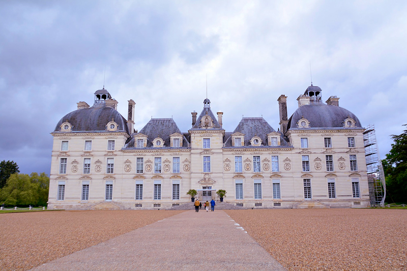 Château de Cheverny em Centre na França