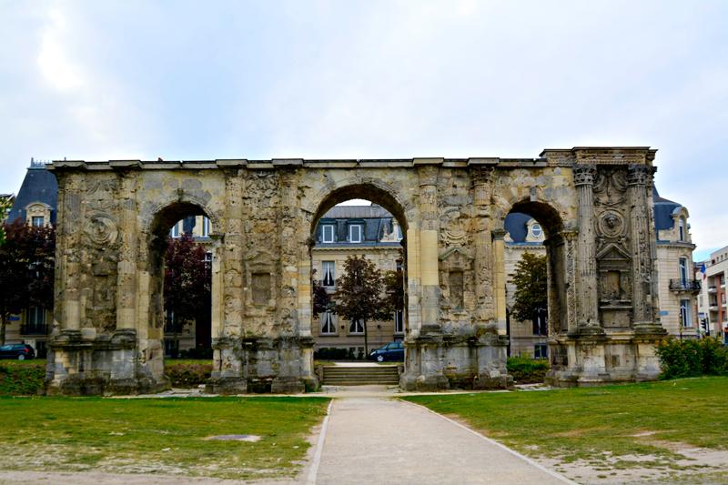 Reims, Champagne Ardenne, France, França