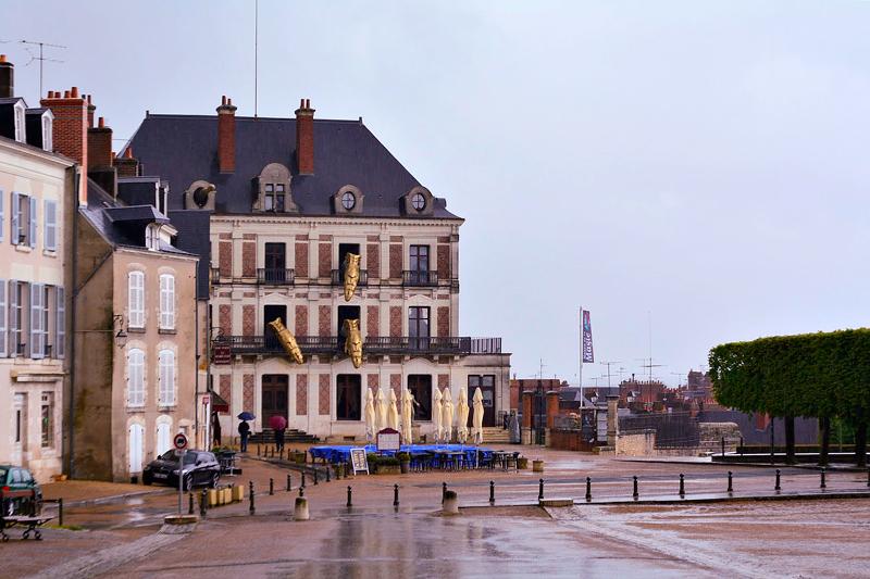 Maison de la Magie em Blois na França