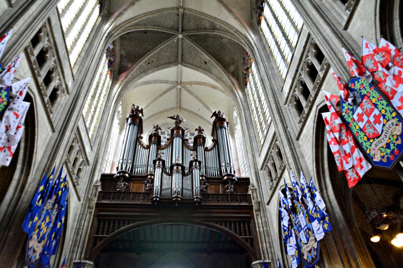 Cathédrale Sainte-Croix d'Orléans, France, França