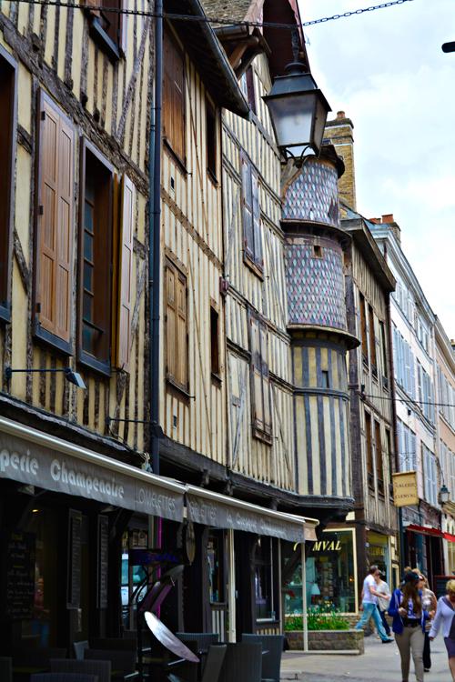 Troyes, Champagne Ardenne, France, França