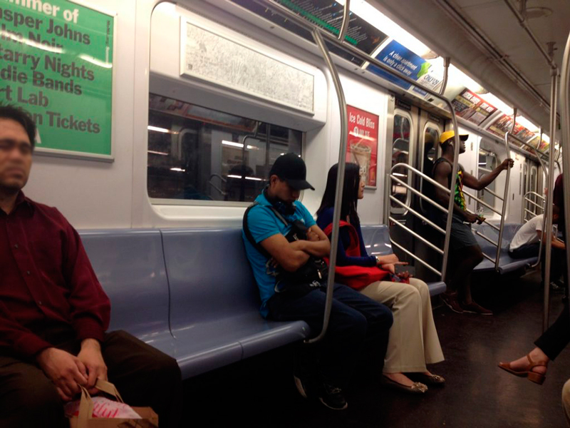 Metrô de New York