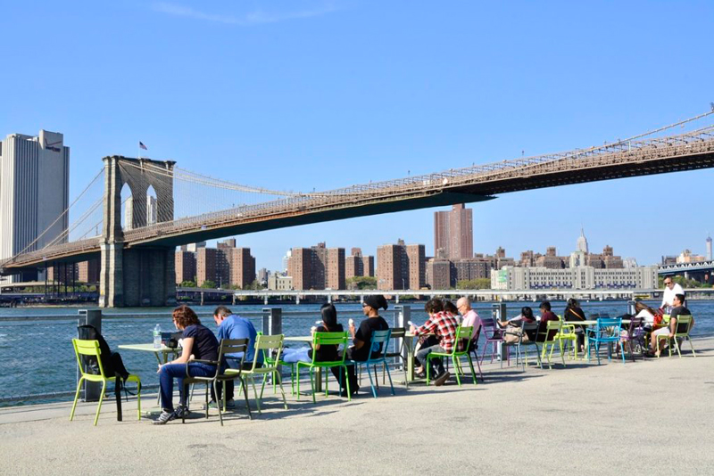 Brooklyn Bridge em New York