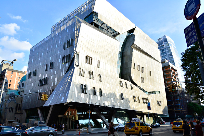 The Cooper Union, New York, USA