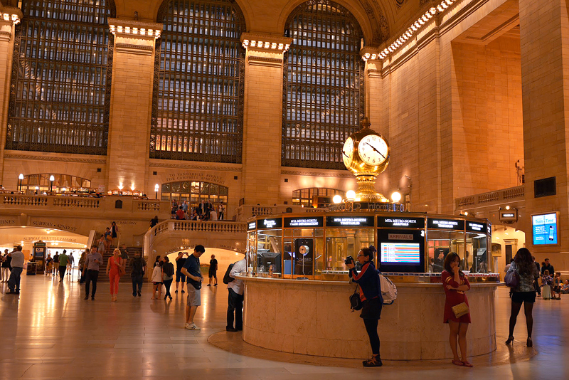 Central Terminal em New York