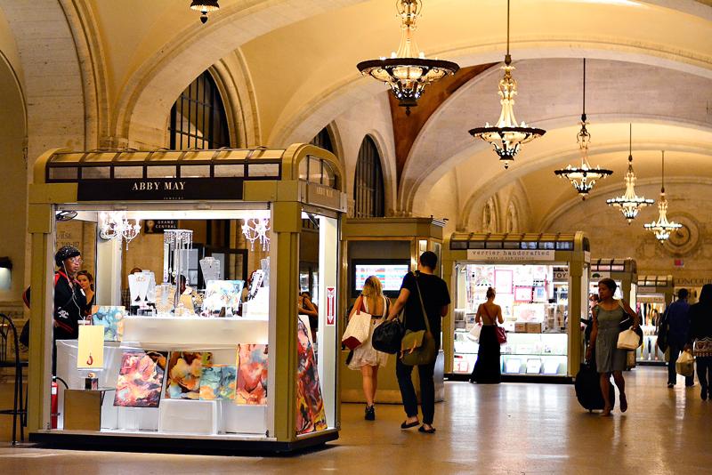 Central Terminal em New York