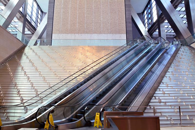 Escadaria do Hearst de New York