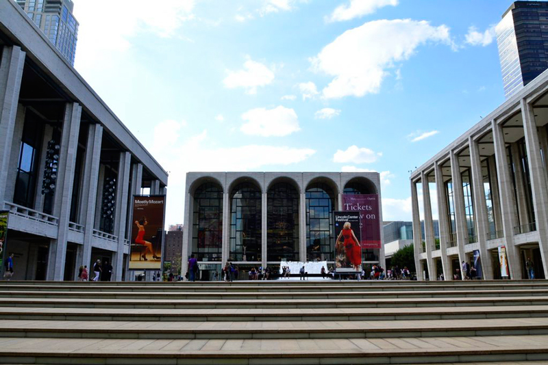 Lincoln Center of the Performing Arts em New York