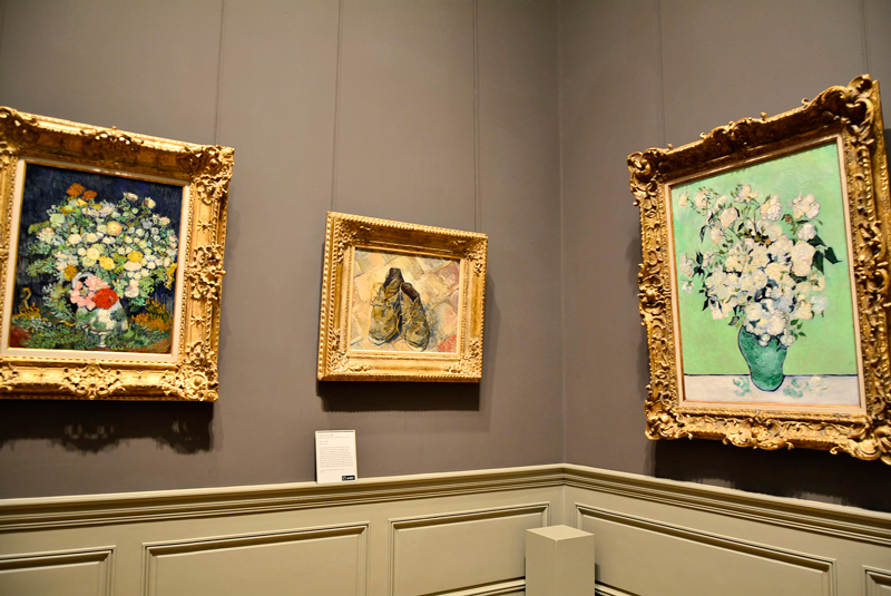 pinturas do MET - Metropolitan Museum de New York