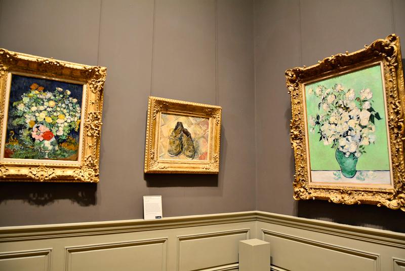 pinturas do MET - Metropolitan Museum de New York