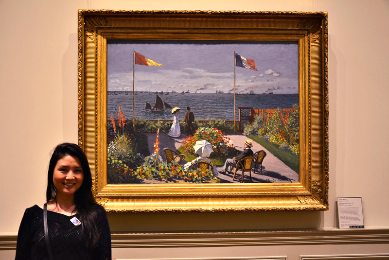 Monet no MET - Metropolitan Museum de New York