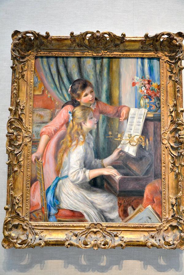 Renoir no MET - Metropolitan Museum de New York