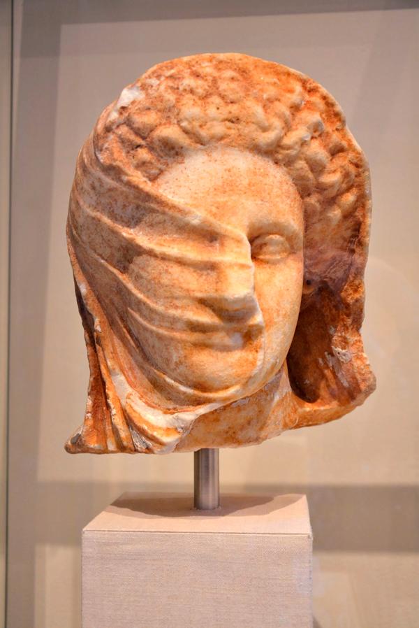 arte romana no MET - Metropolitan Museum de New York