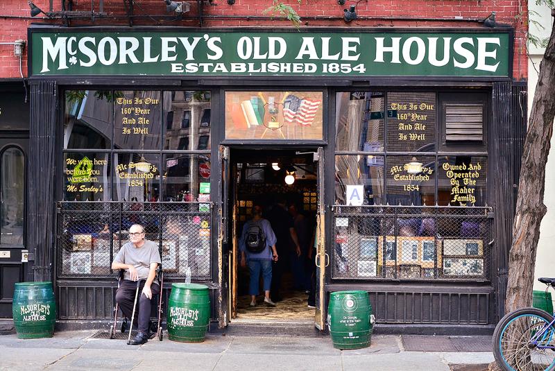 McSorley's Old Ale House de New York
