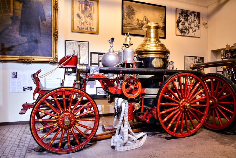 NY Fire Museum de New York