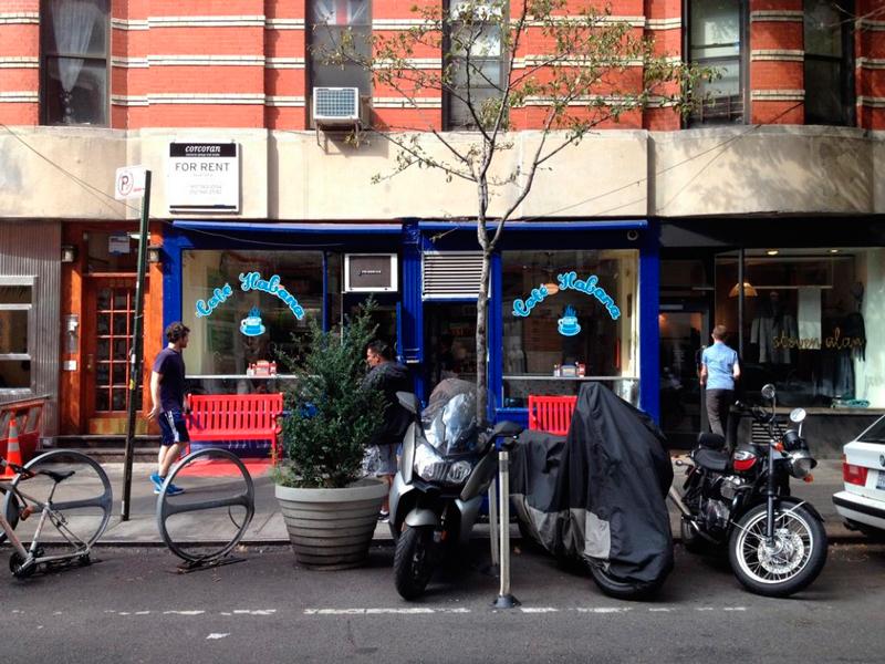 Café Habana em New York