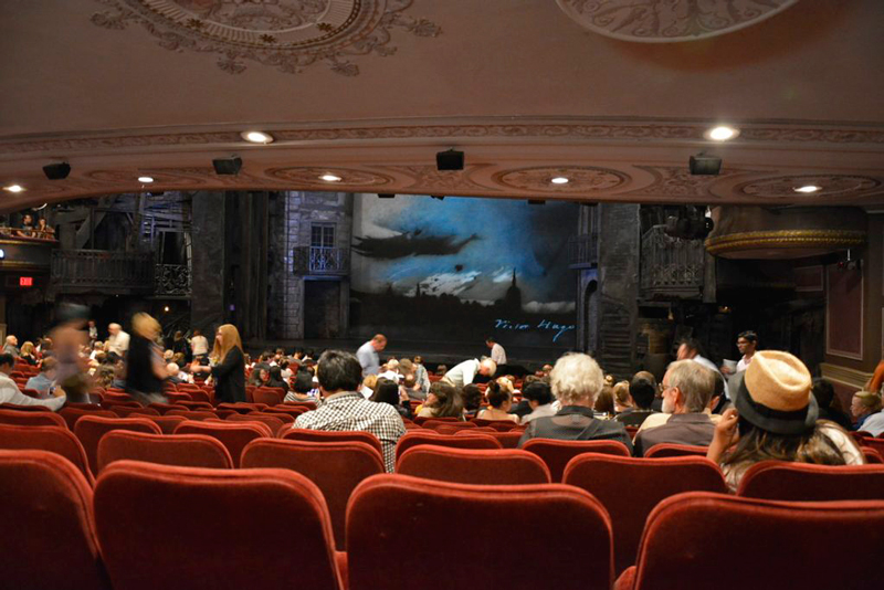 Les Miserables na Broadway de New York