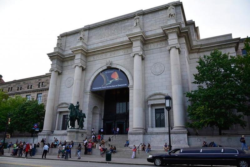 American Museum of Natural History em New York