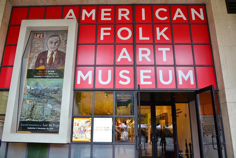 American Folk Art Museum em new york