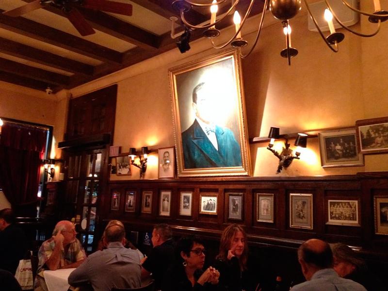 Carmine's Restaurant em new york