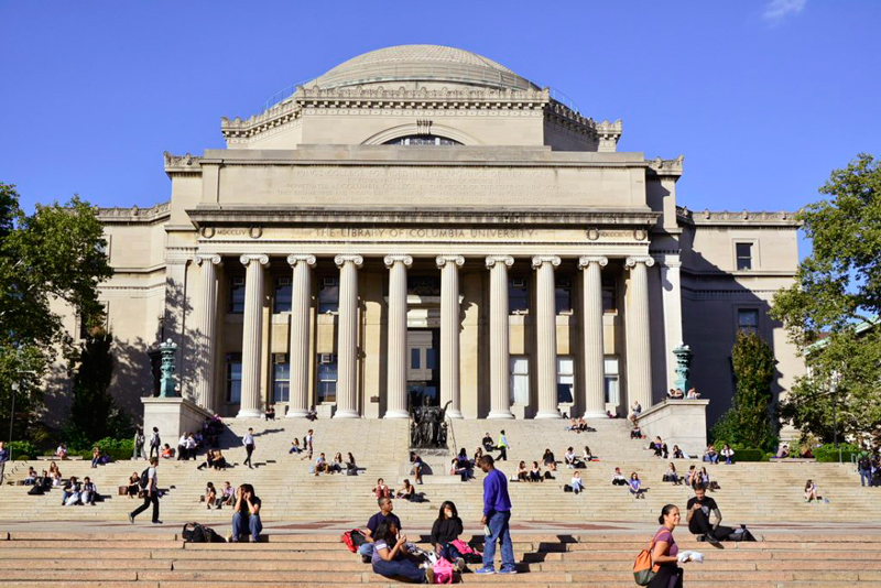 A Low Library da Columbia University em New York
