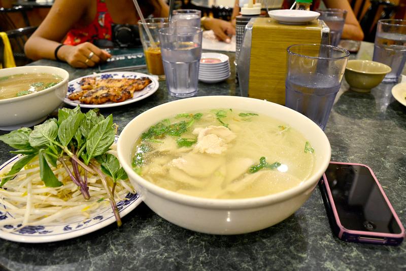 Nam So'n: culinária vietnamita, New York