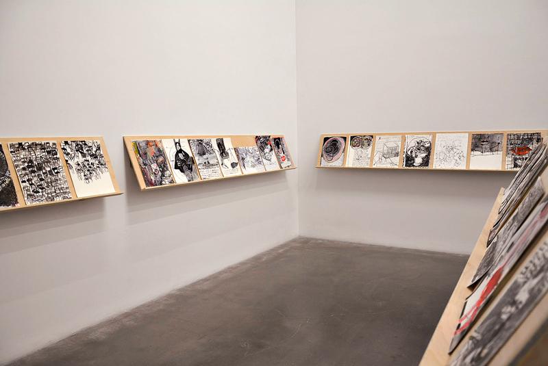 Exposição no New Museum de New York