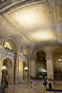 Nova Iorque, The New York Public Library, Theater District, Manhattan, New York, NYC, USA, EUA