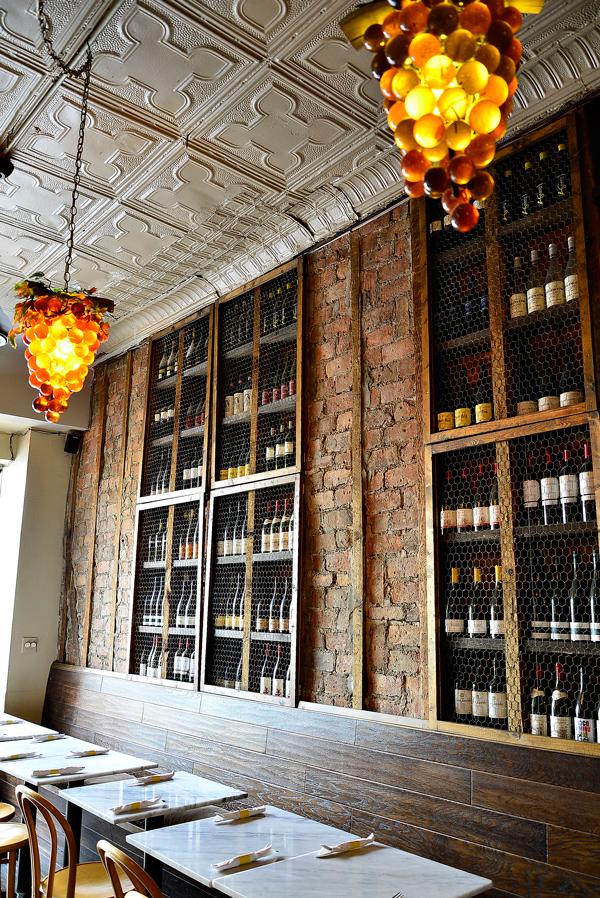 Oak Restaurant & Wine Bar, Brooklyn, New York