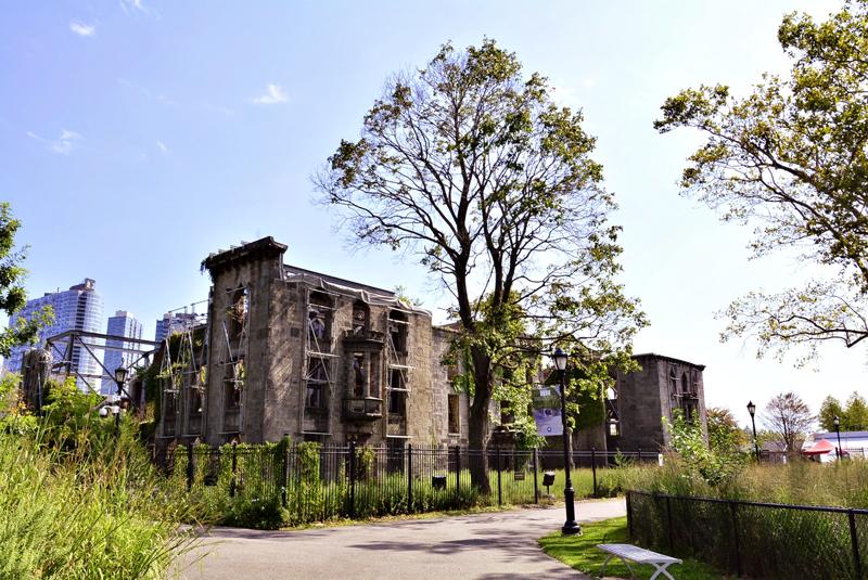 Roosevelt Island em Nova Iorque