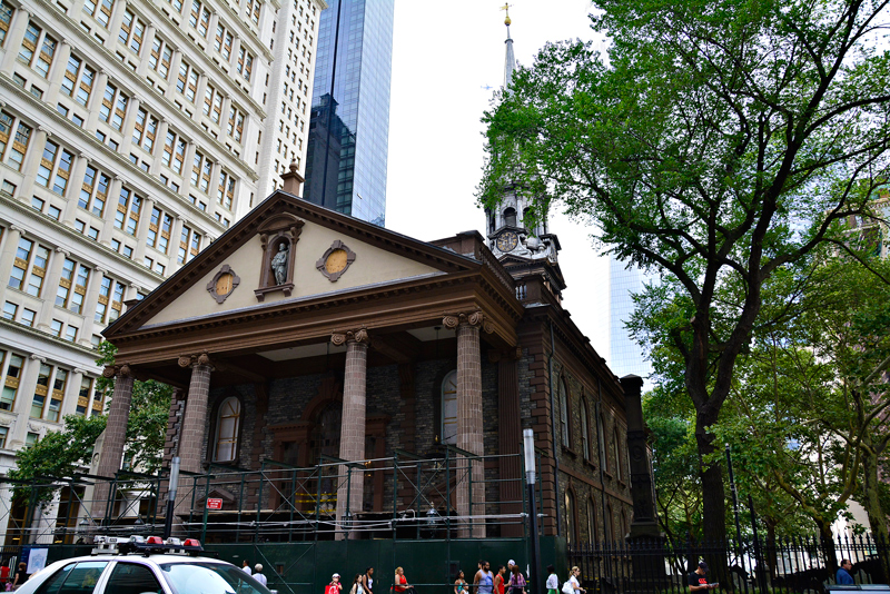 Saint Paul's Chapel, New York