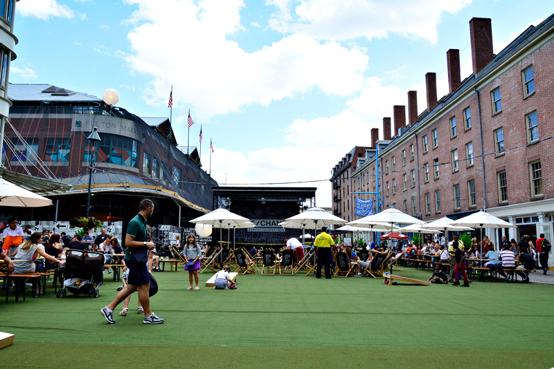 South SeaPort, New York