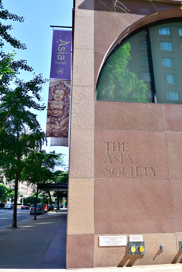 Asia Society, New York