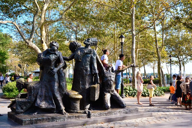 Battery Park em New York