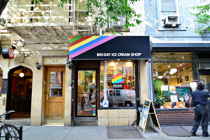 Big Gay ICe Cream de New York, USA