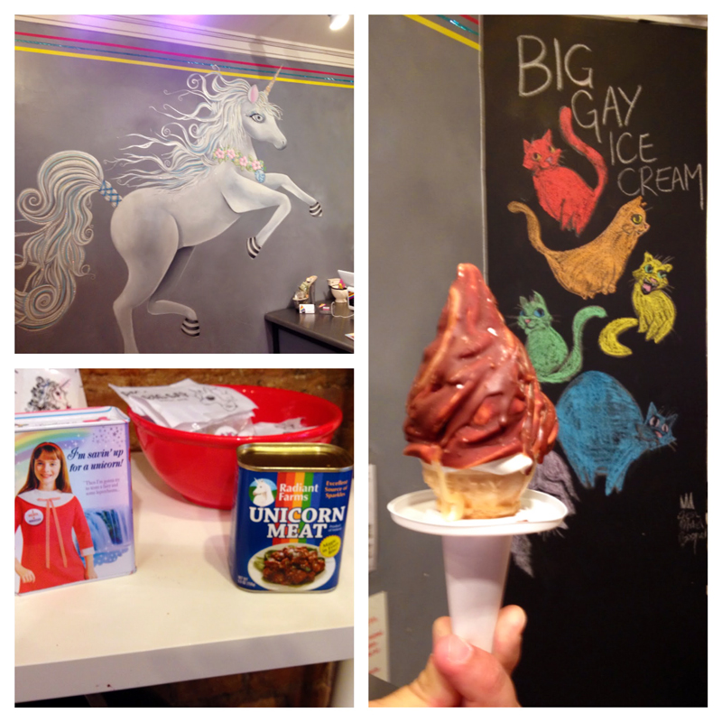 sorvete do big gay ice cream em new york