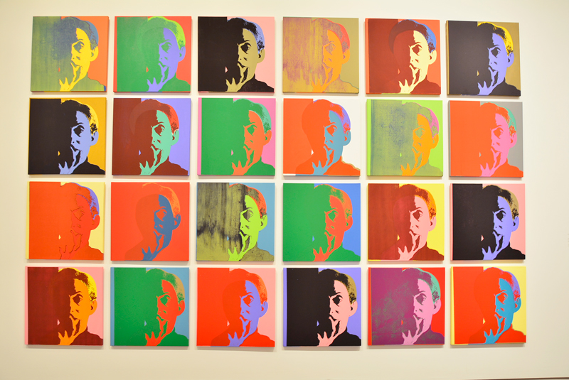Warhol no brooklyn museum de new york