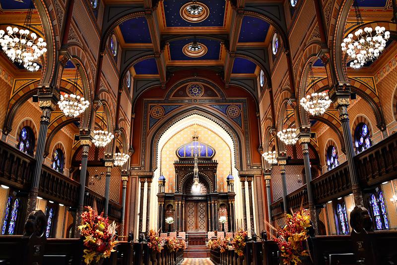 Central Synagogue de New York