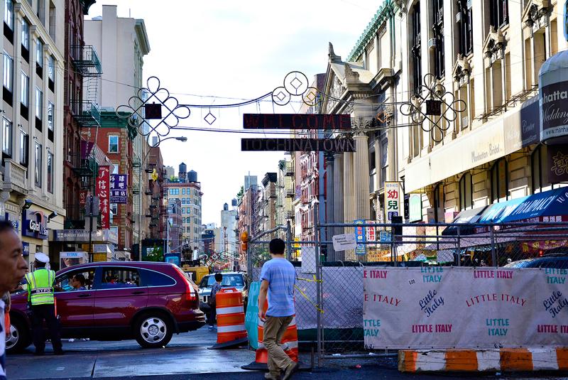 Chinatown em New York