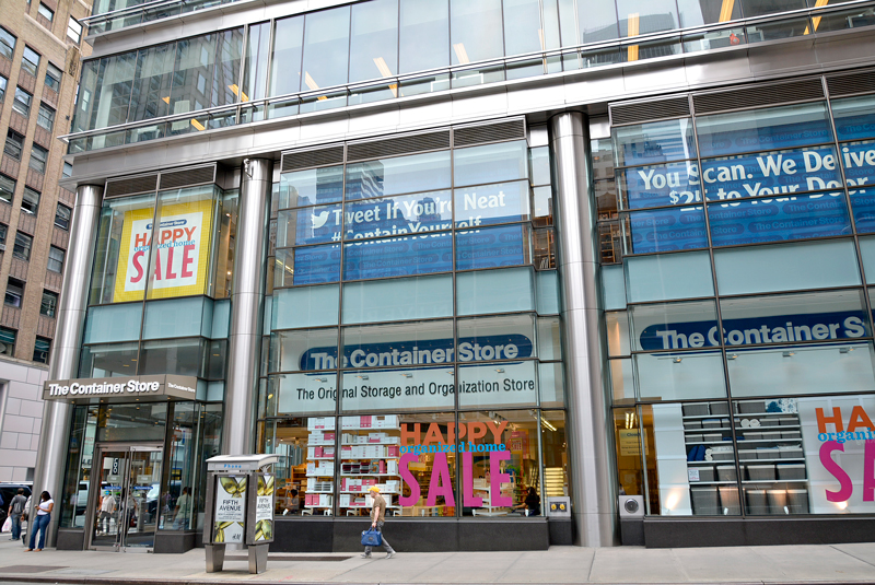 The Container Store, New York