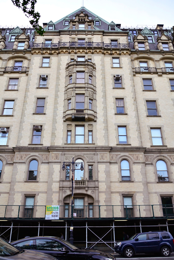 The Dakota Apartments em New York